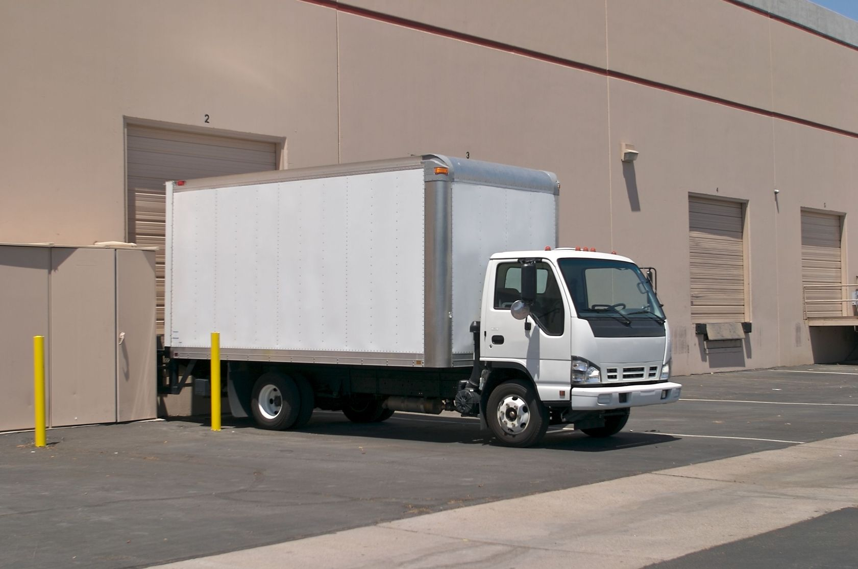 Longview, TX.  Box Truck Insurance